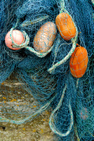 Net detail, Scilly.